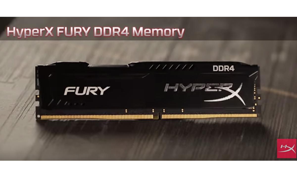 HyperX-FURY-DDR4-2