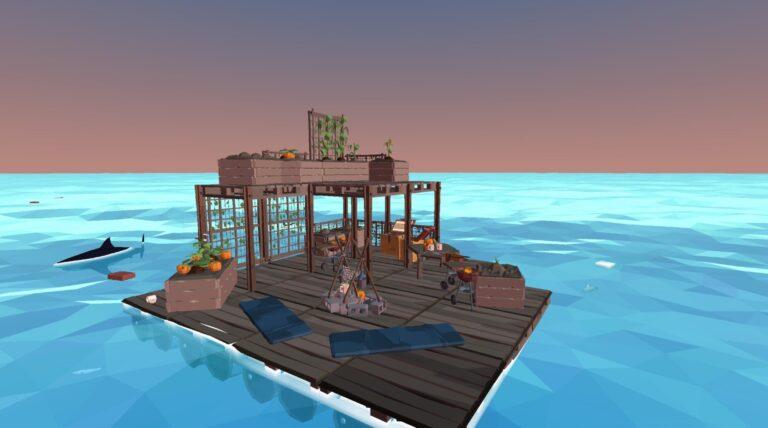 OceanCraft Oculus Quest Livestream: Co-Op VR Survival Live!